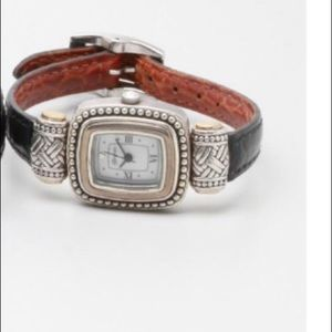 Brighton Two Tone Reversible Watch